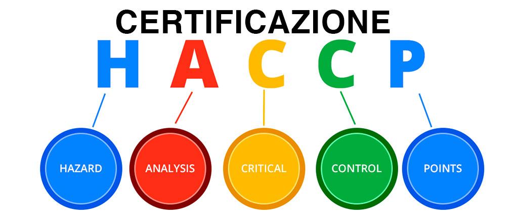 patentino haccp